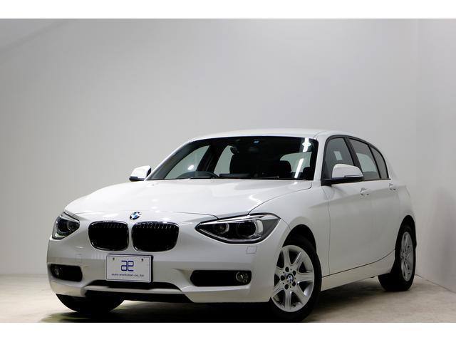 BMW 1シリーズ 116i HDDナビ 16AW Bカメラ ET...