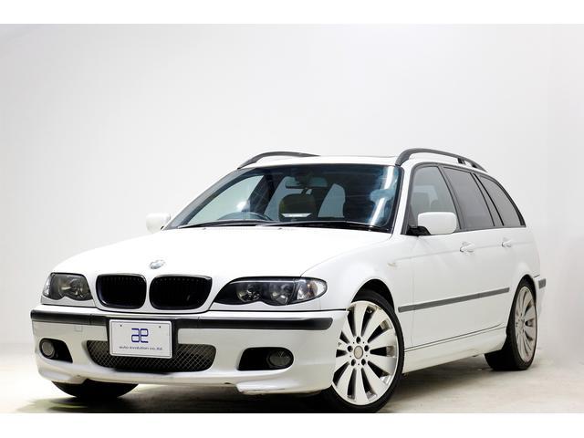 BMW 3シリーズ 318iツーリング サンルーフ 18AW ET...