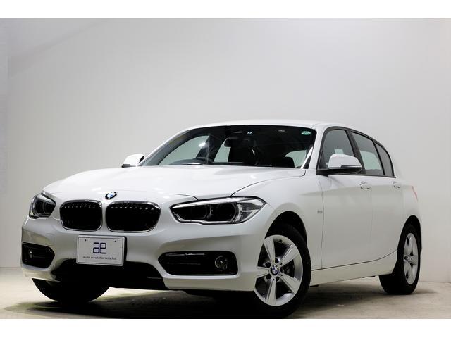 BMW 1シリーズ 118iスポーツ iDriveナビ コンフォー...