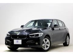 BMW118dスタイル 未使用車 16AW HDDナビ ETC
