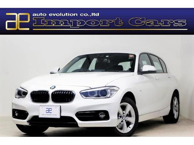 BMW 1シリーズ 118i スポーツ HDDナビ 16AW LE...