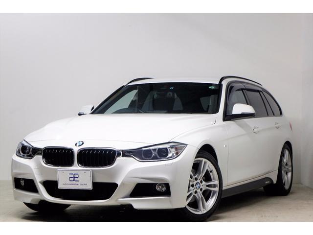 BMW 3シリーズ 320dツーリング Mスポーツ HDDナビ フ...