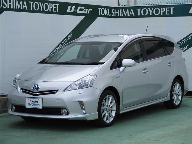 トヨタ プリウスα Sツーリングセレクション (車検整備付)