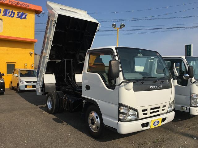 いすゞ エルフトラック 2t 4ナンバー スムーサー5MT ディー...