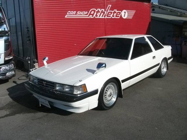 1983 MZ11 Soarer GT - Ehime Japan