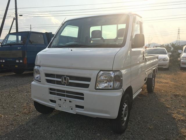 ホンダ アクティトラック 4WD エアコン (車検整備付)