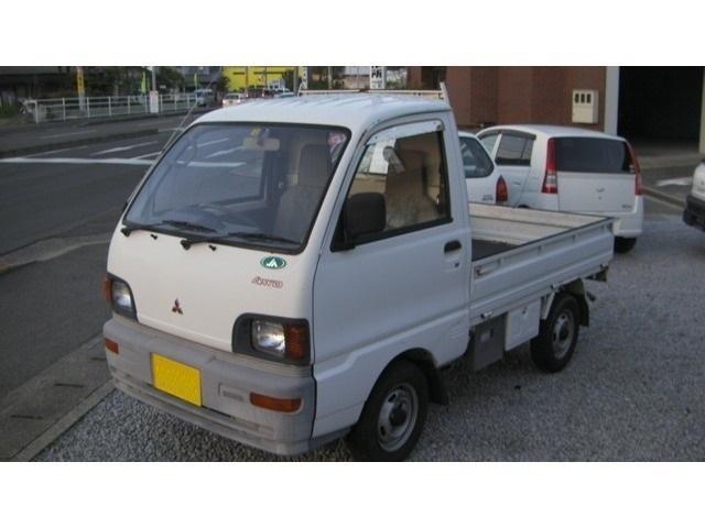 三菱 ミニキャブトラック JA 4WD 5MT エアコン (検29.4)