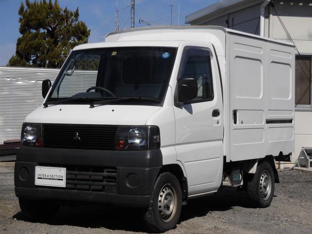 三菱 ミニキャブトラック 両開きパネルバン パワステ エアコン 5...