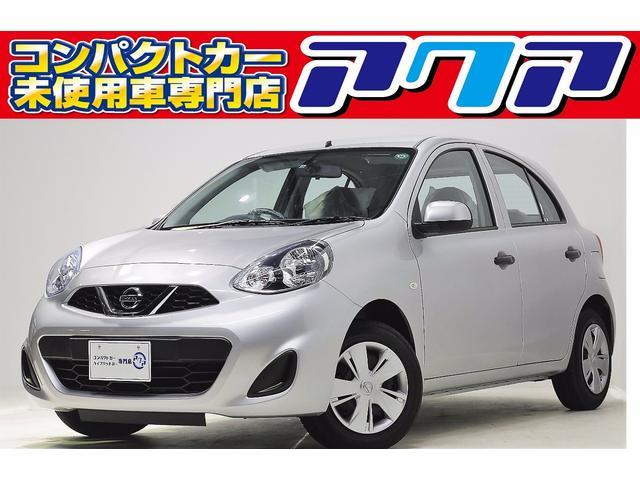 日産 マーチ S 未使用車 キーレスエントリー (検31.11)