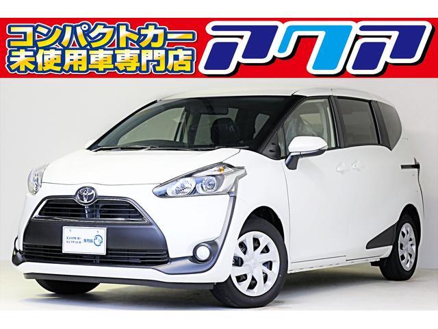 トヨタ G 未使用車 両側電動ドア スマートキー プッシュスタート