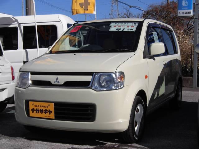 三菱 eKワゴン G オートマ タイミングベルト交換済み (車検整備付)