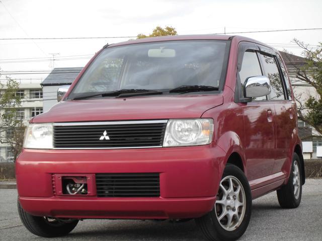 三菱 eKワゴン M+Xパッケージ (車検整備付)