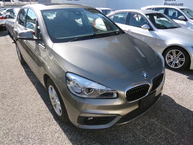 BMW 2シリーズ 218iアクティブツアラー (検30.9)