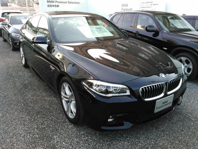 BMW 5シリーズ 523i Mスポーツ (検31.5)