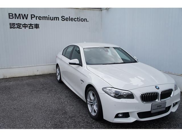 BMW 5シリーズ 523i Mスポーツ (検31.8)