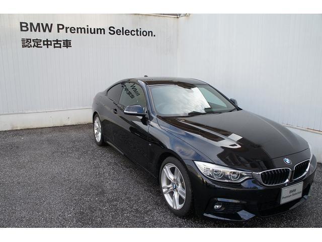 BMW 4シリーズ 420iクーペ Mスポーツ (検30.1)