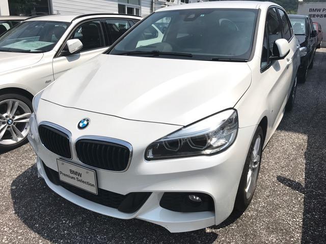 BMW 2シリーズ 218iアクティブツアラー Mスポーツ (検3...