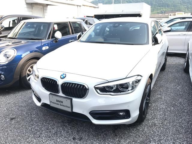 BMW 1シリーズ 120i スポーツ (検31.9)
