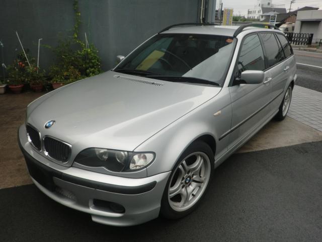 BMW 318i Mスポーツ リミテッド HDDナビ