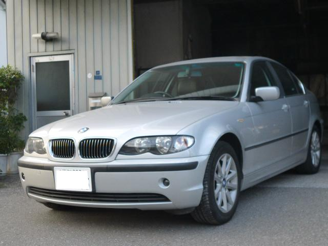 BMW 3シリーズ 320i ウッドコンビパネル パワーシート (...