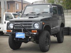 ジムニーワイルドウインド 4WDターボ 5速MT 2シーター