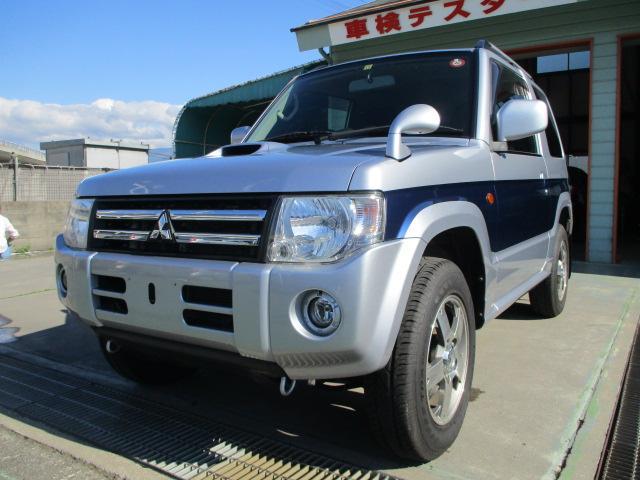 三菱 エクシード 4WD ターボ オートマ