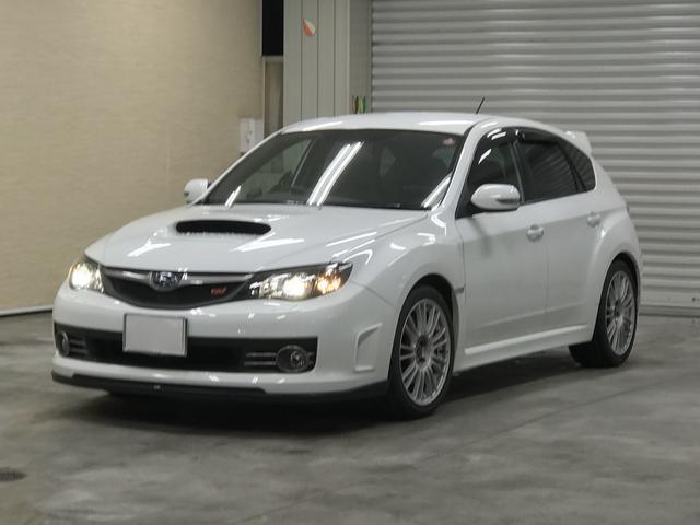 スバル インプレッサ WRX STi (車検整備付)