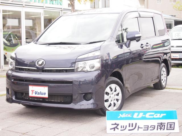 トヨタ ヴォクシー X Lエディション (車検整備付)