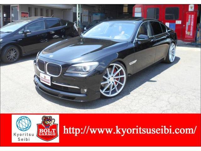 BMW 7シリーズ アクティブハイブリッド7 アルピナリップ 22...