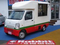 キャリイトラック 移動販売車 キッチンカー ワンオーナー(スズキ)