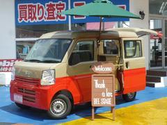 エブリイPA新規移動販売車 キッチンカー 4WD