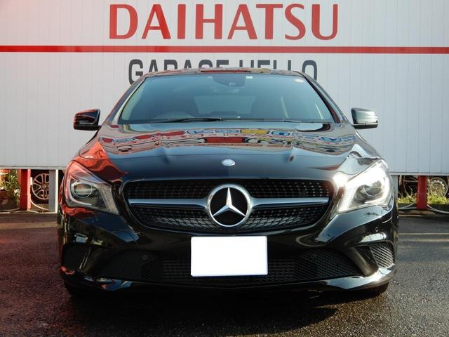 Mercedes benz cla class cla180 2014 black 38 606 km for Used mercedes benz cla class