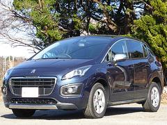 プジョー 3008アリュール 新車保証継承 グラスルーフ 地デジナビ ETC