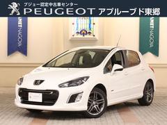プジョー 308スポーティアム 認定中古車 特別仕様車 ハーフ革シート