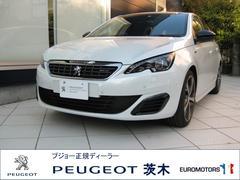 プジョー 308GT ブルーHDi 新車保証継承 デモカーアップ車
