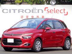 シトロエン C4 ピカソエクスクルーシブ新車保証継承 ガラスルーフ 360度ビジョン