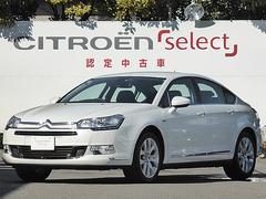 シトロエン C5ファイナルエディション新車保証継承電制ハイドロサス 純正ナビ