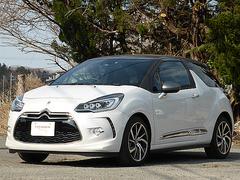 シトロエン DS3スポーツシック 新車保証継承 衝突軽減ブレーキ
