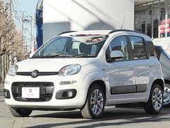 フィアット パンダイージー 新車保証継承 地デジPNDナビ 4シーズンタイヤ