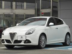 アルファロメオ ジュリエッタスポルティーバ 新車保証継承 レザーシート ETC
