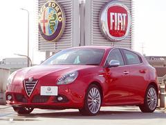 アルファロメオ ジュリエッタスポルティーバ 新車保証継承 フラウレザー 地デジナビETC