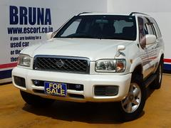 日産 テラノ ワイド R3m−X1オーナー4WDクロスカントリーキーレス 3.3L