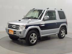 パジェロミニエクシード 1オーナー ETC 4WD