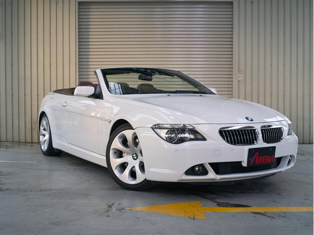 Photo of BMW 6 SERIES 650i CABRIOLET / used BMW