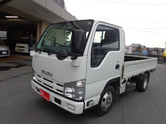 いすゞ エルフトラック 積載2トン ナビ 荷台サイズ310X160...
