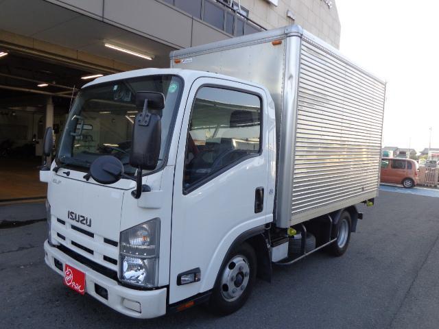 いすゞ エルフトラック 2t アルミV サイズ307X178X18...