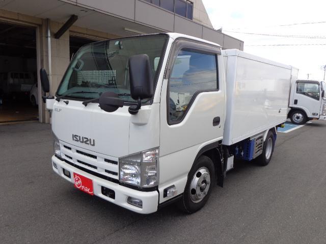 いすゞ エルフトラック 2トン 冷凍車−20℃ (検30.2)