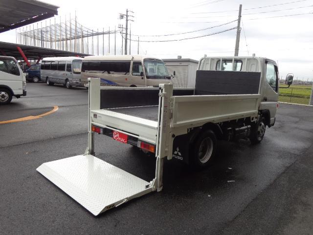 三菱ふそう キャンター 2トン パワーゲート 車両総重量4535k...
