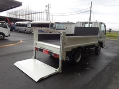 キャンター2トン パワーゲート 車両総重量4535kg