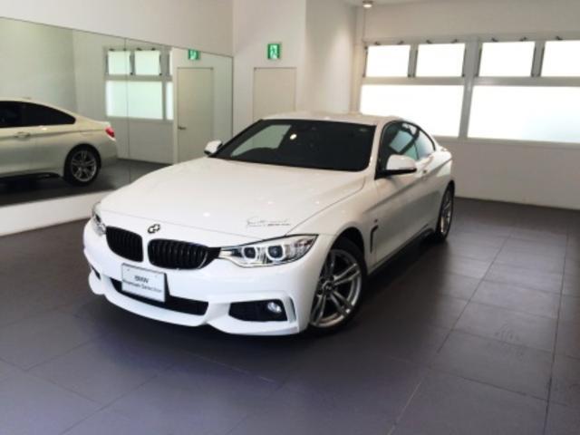 BMW 4シリーズ 420iグランクーペ Mスポーツ ワンオーナー...